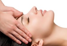 Facial massage spa
